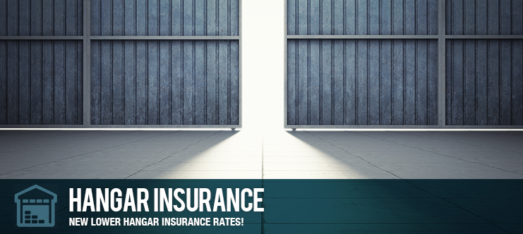 NEW LOWER HANGAR INSURANCE RATES!